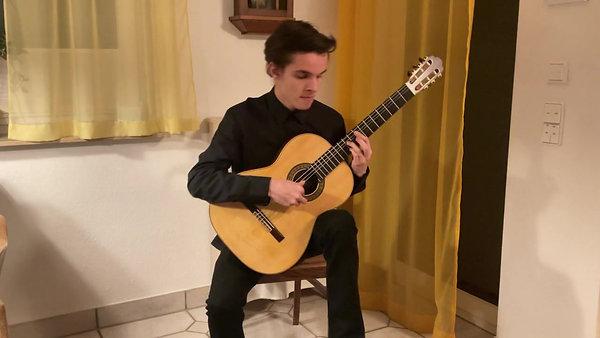 Vincent Barth -  Fernando Sor op 15 03-2021