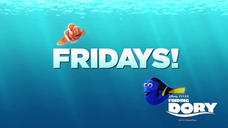 "Finding Dory - ""Just Another Friday"" - Disney"