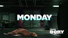 "Finding Dory - ""Just Another Monday"" - Disney"