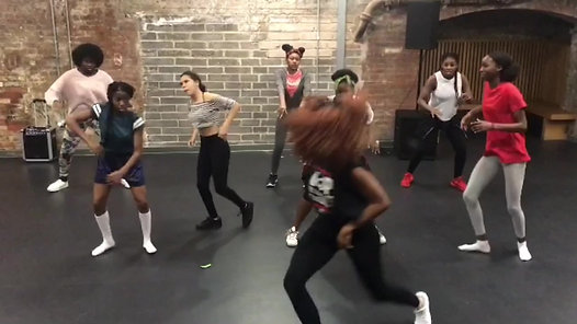 AfroFusion Cover Class