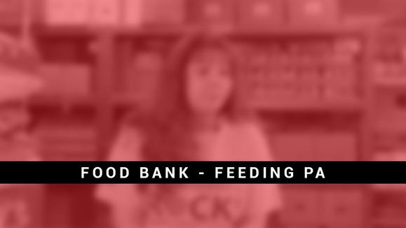 Food Bank - Feeding PA
