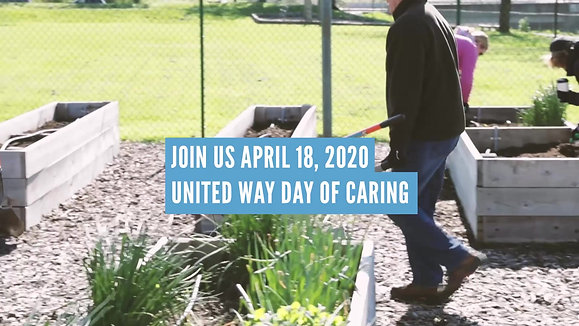 Day of Caring :30 social #1