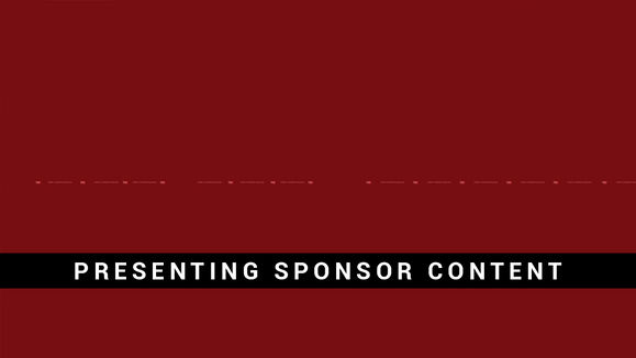 Presenting Sponsor content