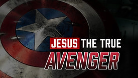 Jesus The Avenger