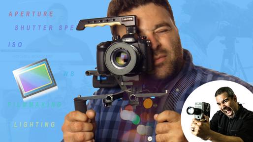 DSLR Filmmaking Masterclass - Promo