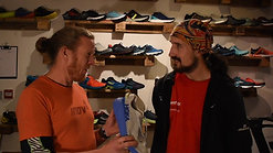 Shoe Chat at RunVenture Running Hub.