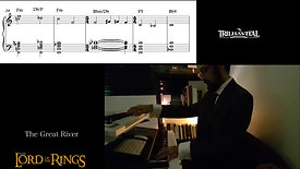 The Great River - Howard Shore with score.