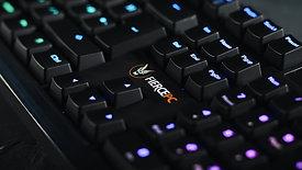 Draconis Machina Keyboard & Mouse