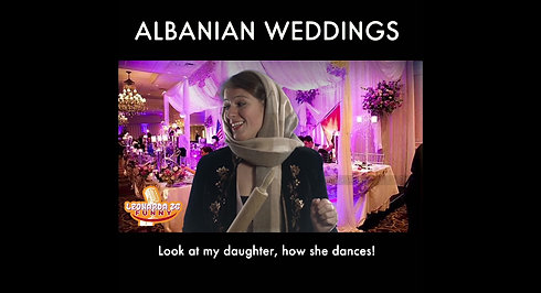 Albanian Weddings