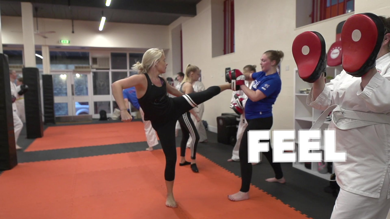 Women Only Martial Arts Classes