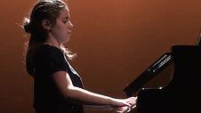 Mariamna Sherling perform Felix Mendelssohn «Rondo Capriccioso»