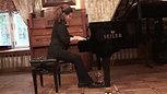 Мариамна Шерлинг - Шостакович Дмитрий «Прелюдия и фуга gis--‐moll»
