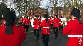 Royal Welsh Band - Hightown Barracks 2019