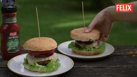 FELIX Luizianos burgeris