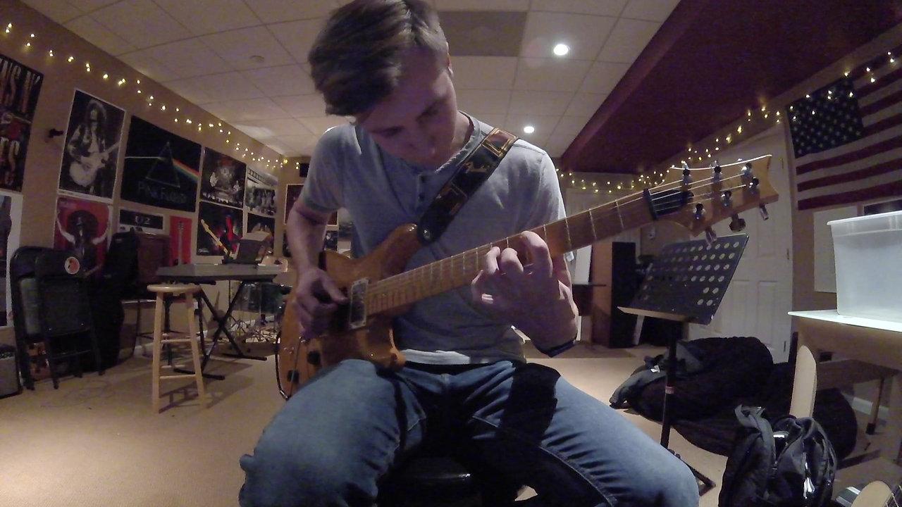Change - Mateus Asato (Solo Guitar Cover)