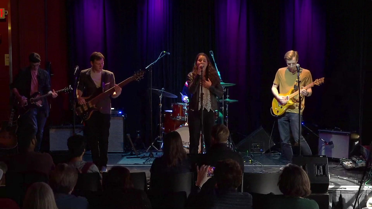 Casual Affair (Live) - Cooper Hyde & Sara Nagy