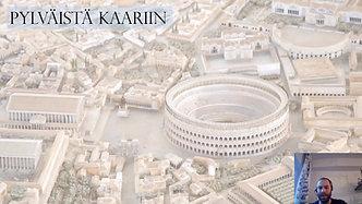 Rooman arkkitehtuuri osa 1