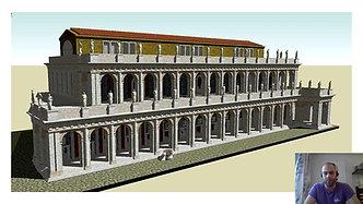 Rooman arkkitehtuuri osa 2 (uusi)
