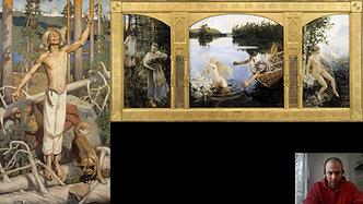 Suomen taide: Gallen-kallela ja taiteen tyylit