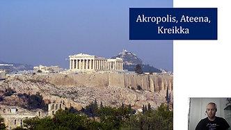 Historia, kuvataide: Akropolis