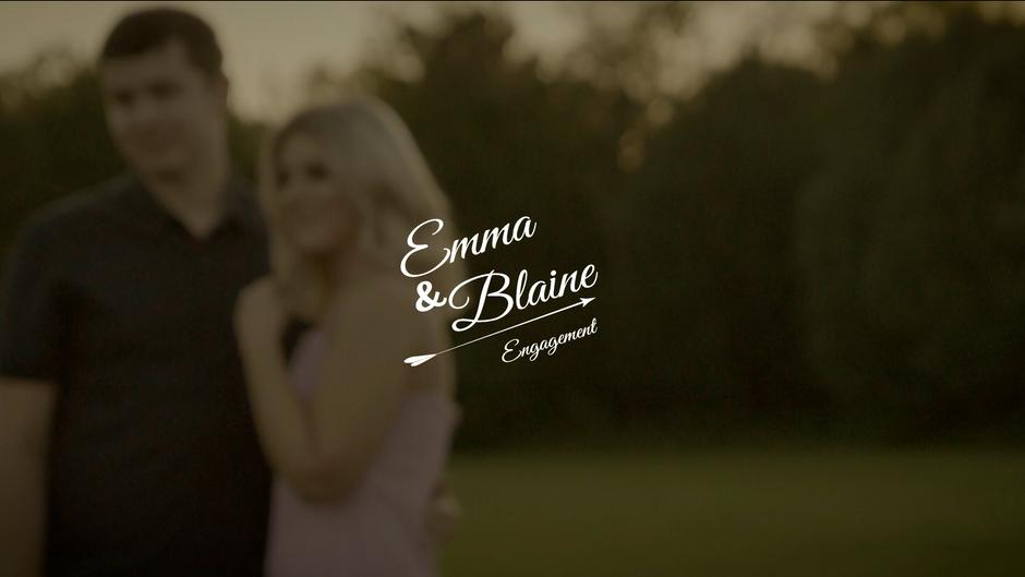 Emma + Blaine   Engagement