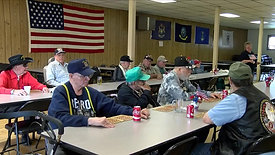Veterans Gather at American Legion Post 114 for Flag Day Observance