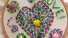BTSTM April Kit - Simple Embroidery