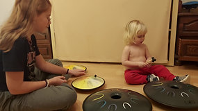playing on several instruments