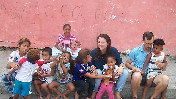 Milagros, Ecuador 2018-2019