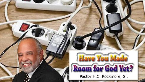 H.C. Rockmore, Sr.  November 28, 2020