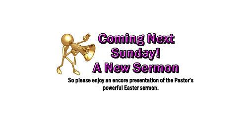 Pastor H.C. Rockmore, Sr. April 3, 2021