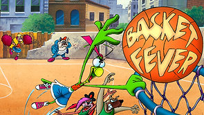 Basket Fever | The Stranger | Children's Animation Series