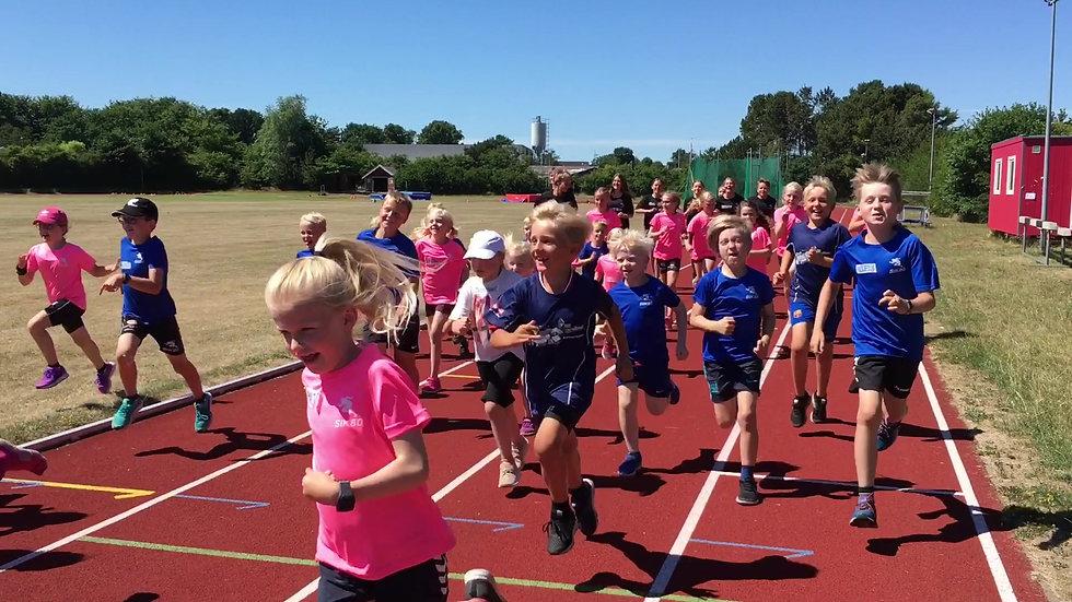 Løb - Atletikskole