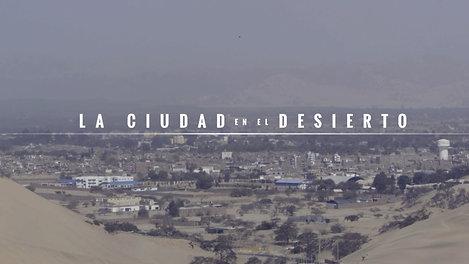 La ciudad en el desierto