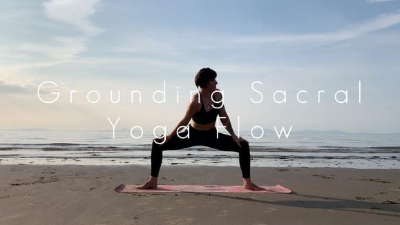 Grounding Sacral Flow