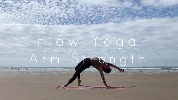 Flow Yoga - Arm Strength
