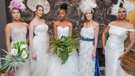 Custom head pieces created by Storybook Events