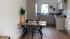 The Kitchen Diner - The Chocolate Factory Show Home