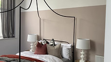 The Master Bedroom - The Chocolate Factory Apartment