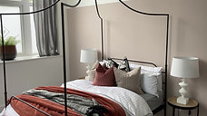 The Master Bedroom - The Choloate Factory Apartment