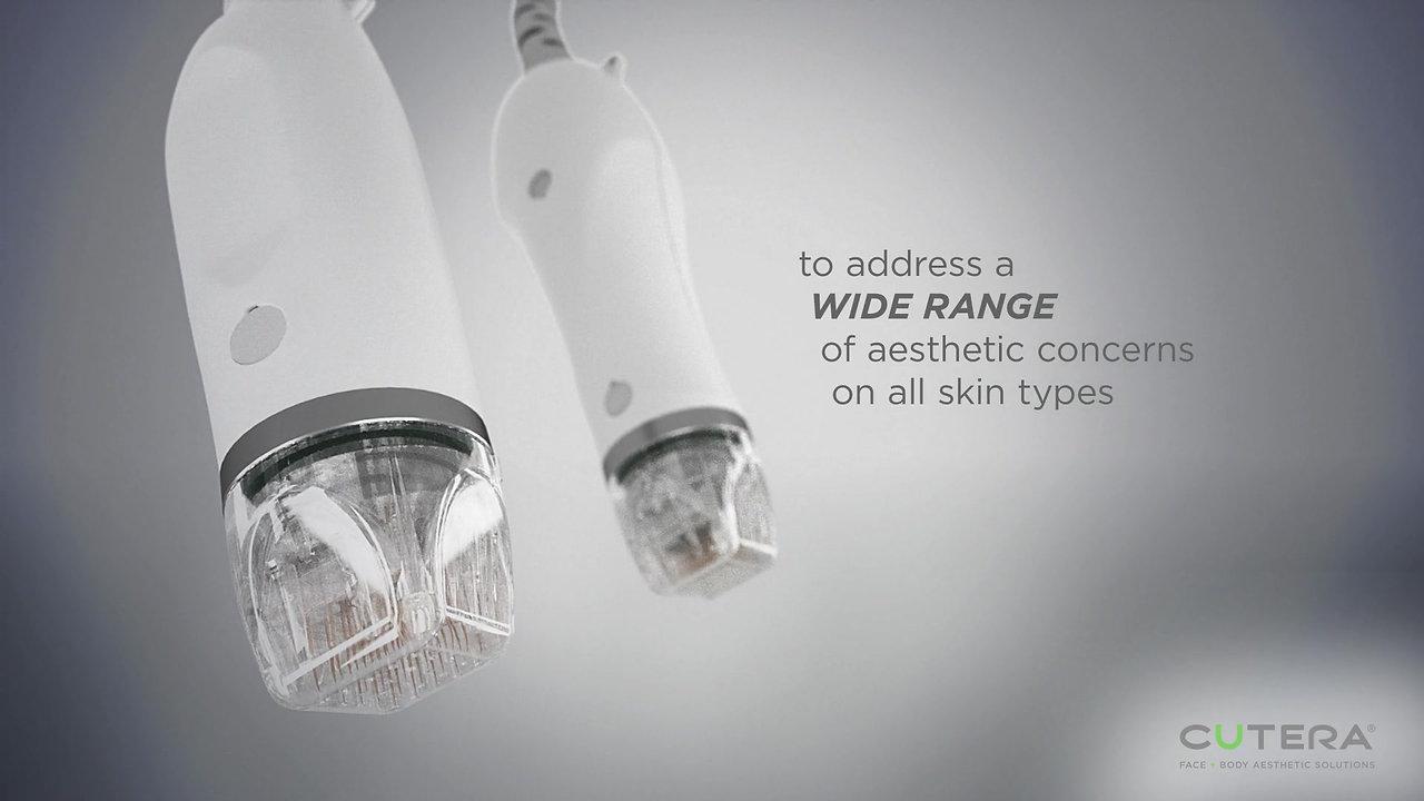 Secret RF - RF Microneedling - Dermal Remodeling from the Inside Out