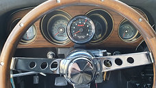 1970 Ford mustang gear change, Driving