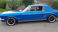 1966 Ford mustang 347ci Street machine