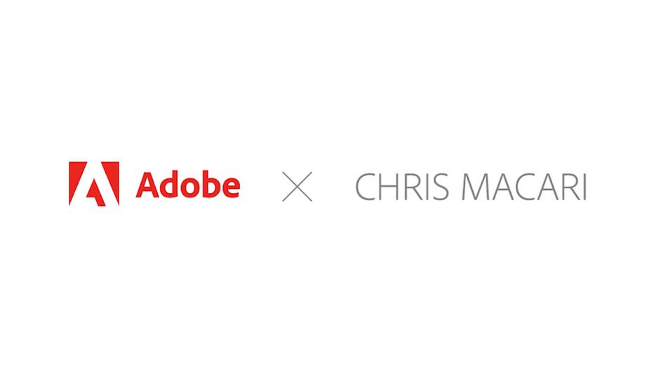 Chris Macari x Adobe x Deezer