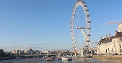 London Eye Time Lapse Version 1