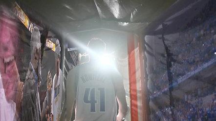 Farewell to Dirk Nowitzki