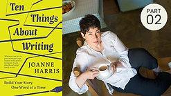 Joanne Harris MasterClass Part 2