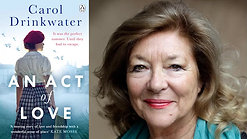 In Conversation with Carol Drinkwater