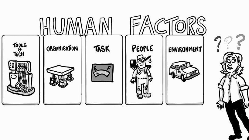 What is Human Factors?