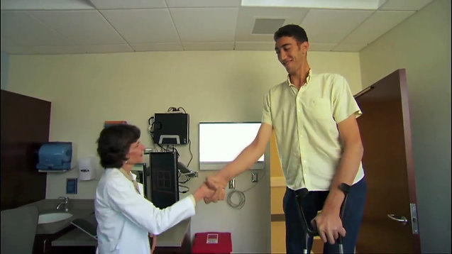 The World's Tallest Man: Still Growing